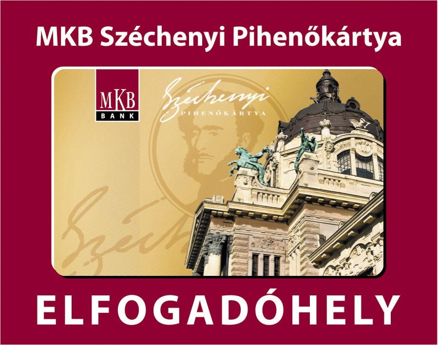 MKB Széchenyi Kártya elfogadóhely