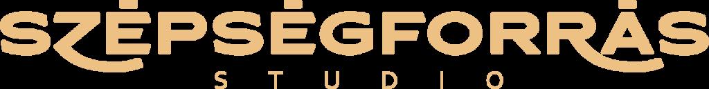 Szépség Forrás Stúdió logó