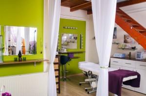 Szépségforrás Stúdió üzlet belső 1